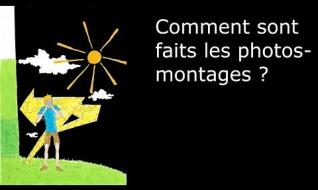 Embedded thumbnail for Comment sont faits les photomontages